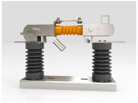 HLD型系列低压可熔可脱卸式隔离开关