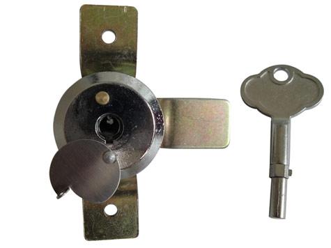 六角锁芯-永磁密码锁